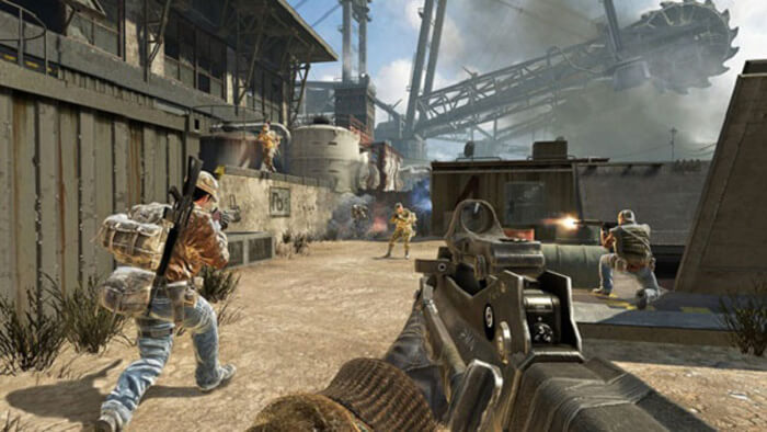 Xbox 360 Screenshot Call of Duty: Black Ops