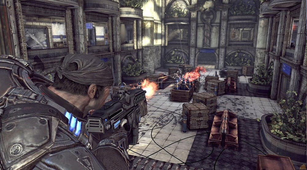 Xbox 360 Screenshot Gears of War 2