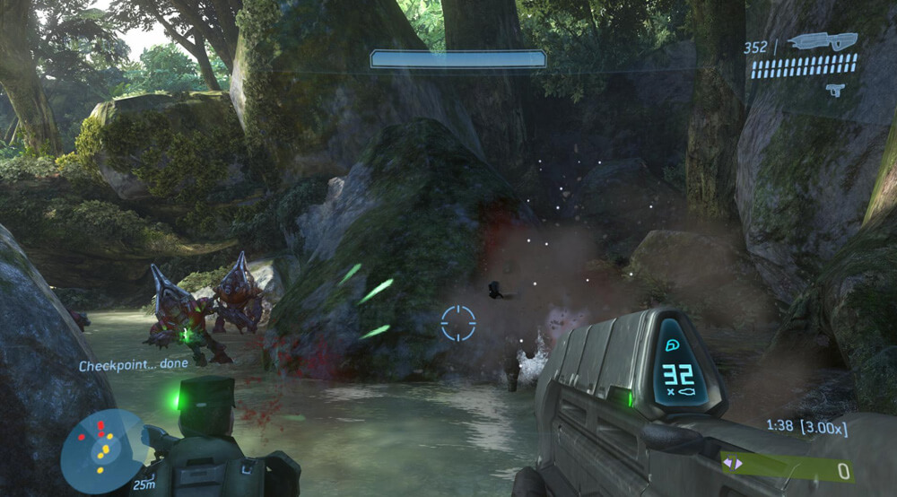 Xbox 360 Screenshot Halo 3