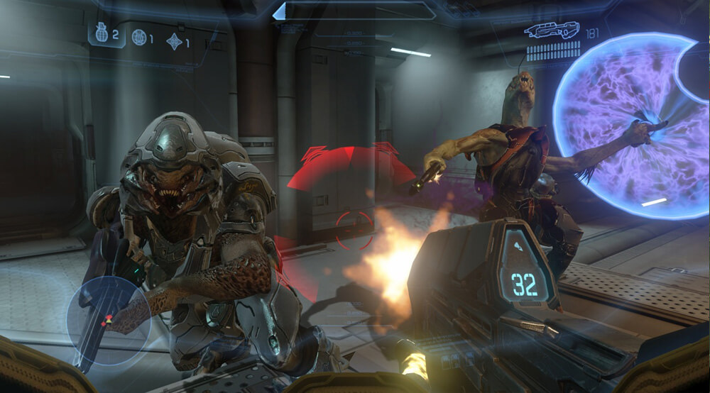 Xbox 360 Screenshot Halo 4