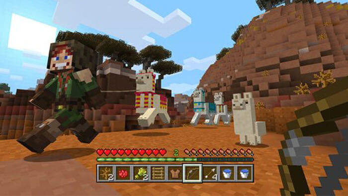 Xbox 360 Screenshot Minecraft: Xbox 360 Edition