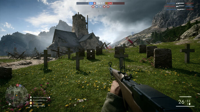 Xbox One Screenshot Battlefield 1