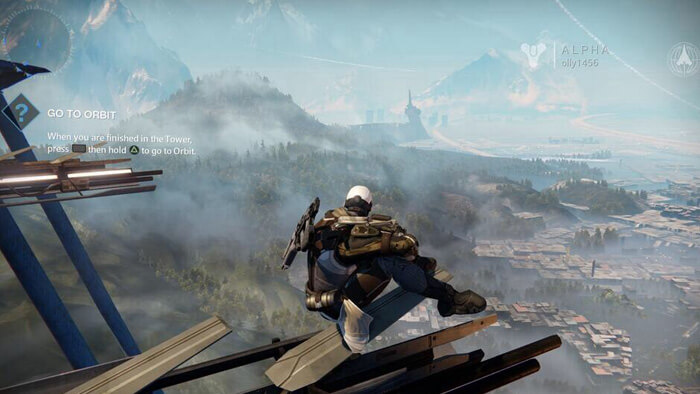 Xbox One Screenshot Destiny