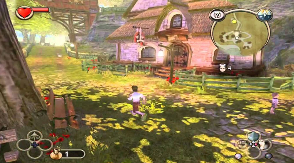 Xbox Original Screenshot Fable