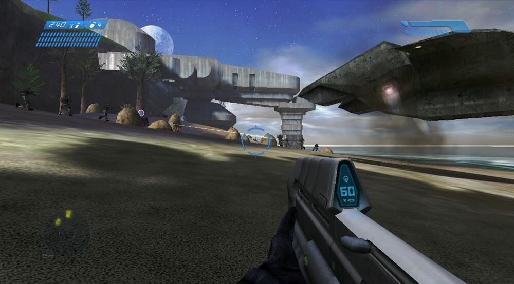 Xbox Original Screenshot Halo: Combat Evolved