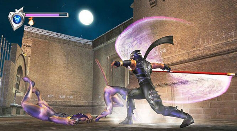 Xbox Original Screenshot Ninja Gaiden