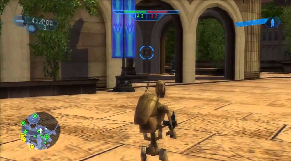 Xbox Original Screenshot Star Wars: Battlefront